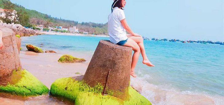 Cù Lao Xanh Bình Định – Xinh đẹp như cô gái tuổi đôi mươi!