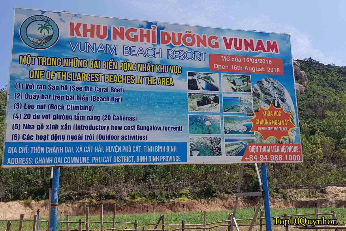 Resort Vunam