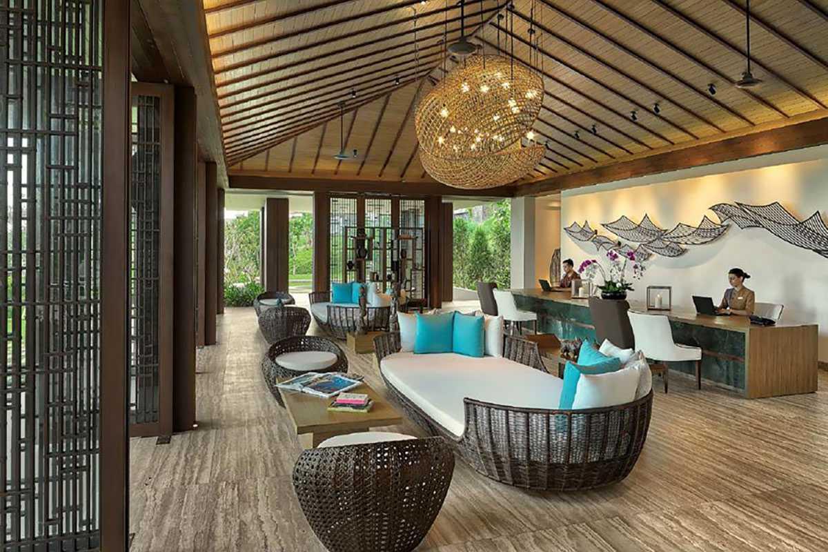 phong cach resort Anantara