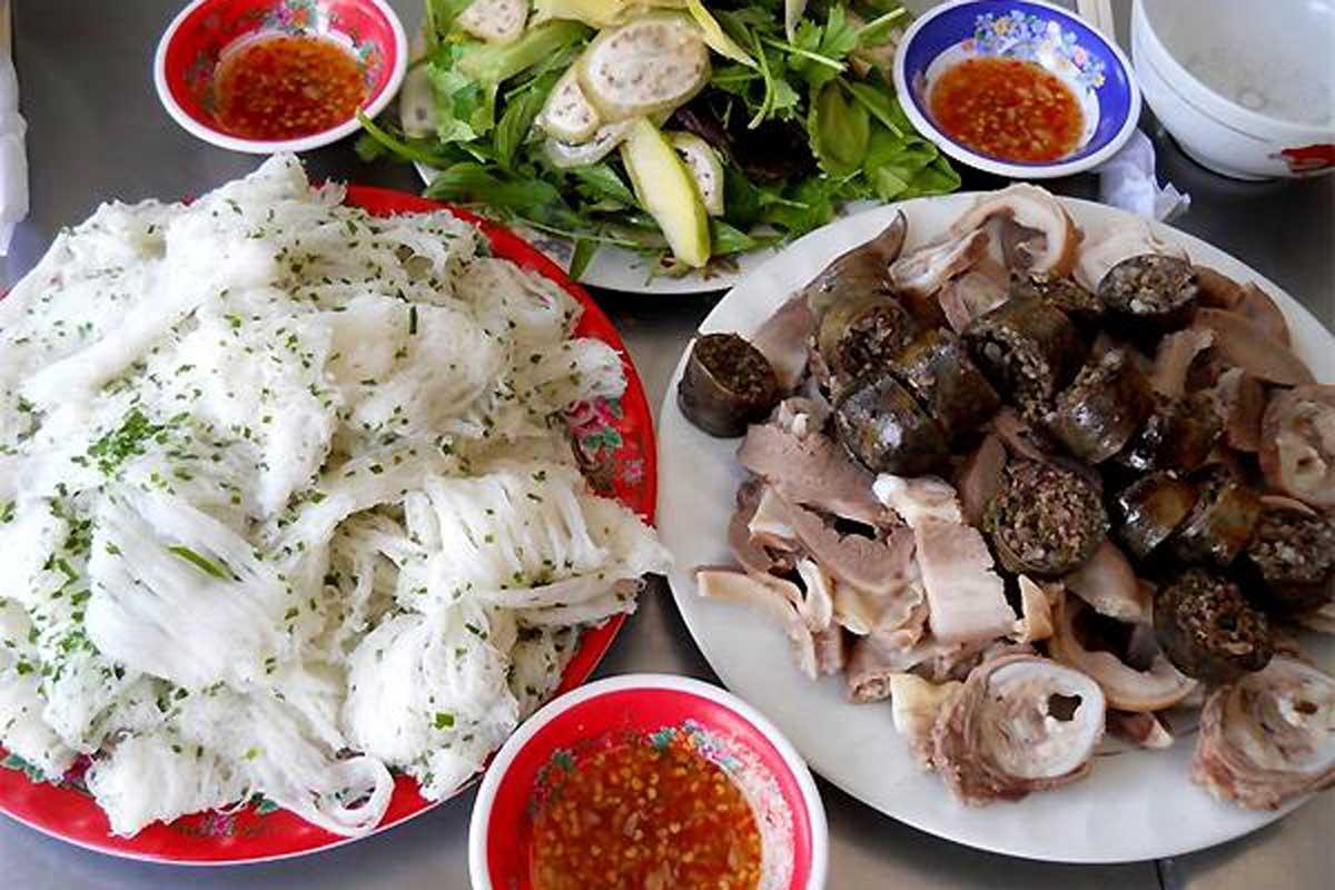 Chao long banh hoi