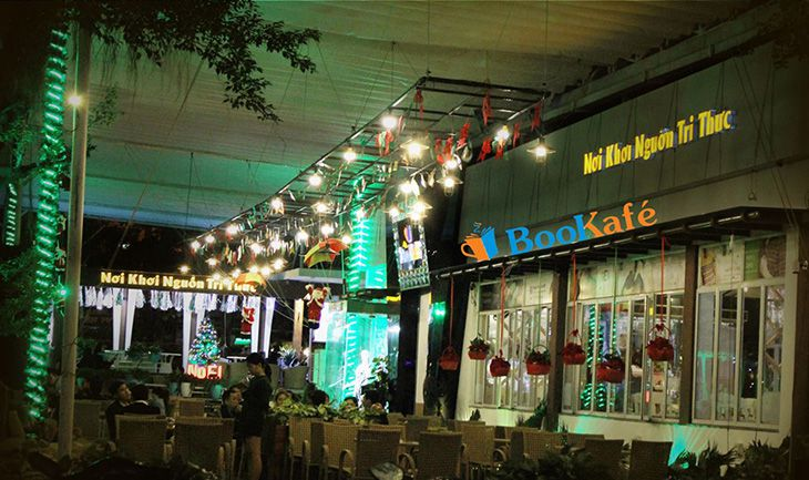 book kafe quy nhon
