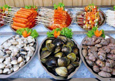 Top #4 Buffet Nướng & Lẫu Có Buffet Hải Sản Tại Quy Nhơn
