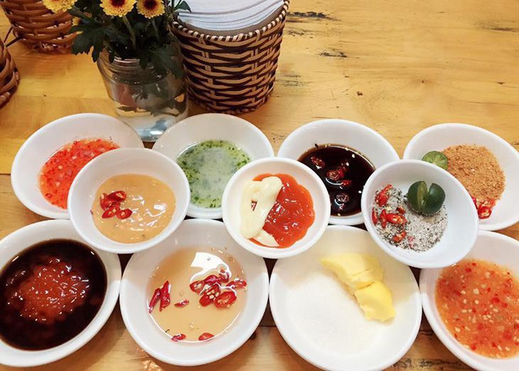 Nuoc cham buffet