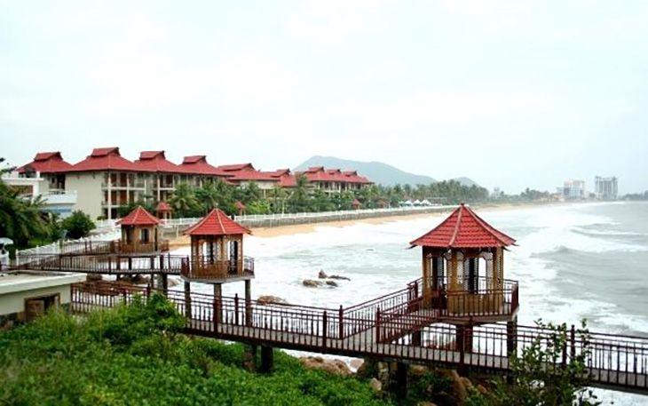 resort hoang gia