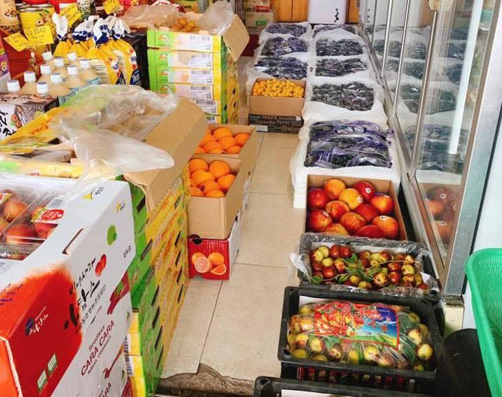 Hoa quả, trái cây luôn tươi ngon