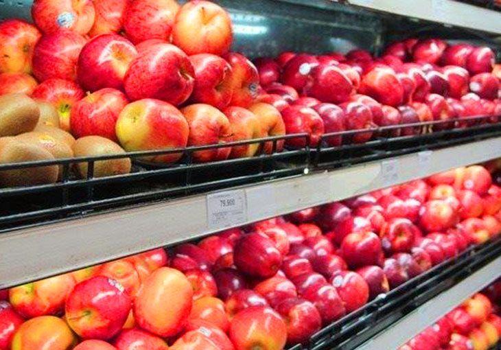 Cửa hàng trái cây nhập khẩu tọa lạc tại địa chỉ 23 trường chinh - Ảnh:ST