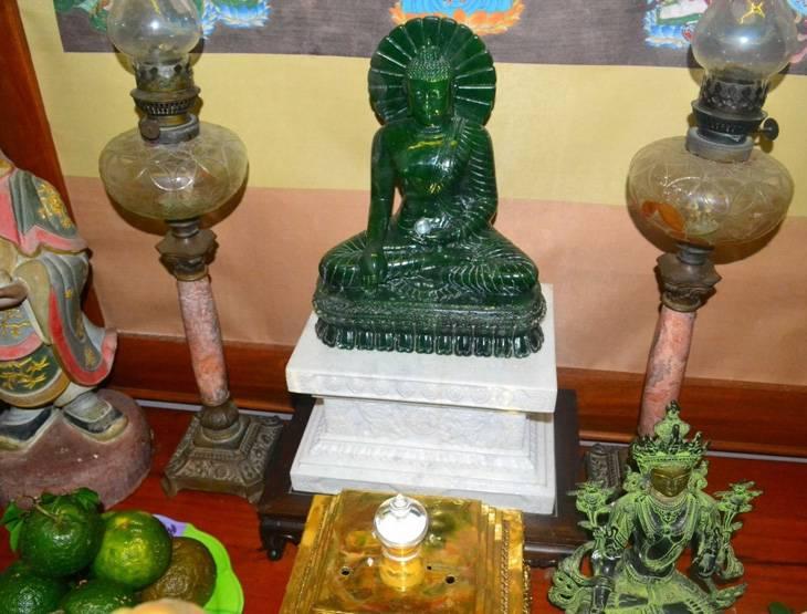 Ngọc Xá Lợi của Phật Tổ Thích Ca Mâu Ni - Ảnh:ST