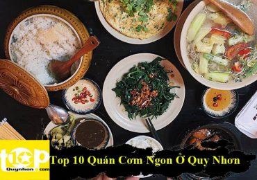 Top #10 Quán Cơm Ngon Ở Quy Nhơn: Ngon Như Cơm Mẹ Nấu!