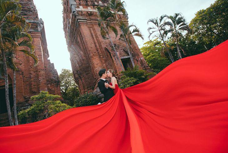 Bộ ảnh cưới cực chất tại Kim Ngân Hye Wedding