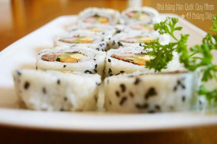 KOREAN FOOD RESTAURENT tọa lạc tại 49 Hoàng Diệu