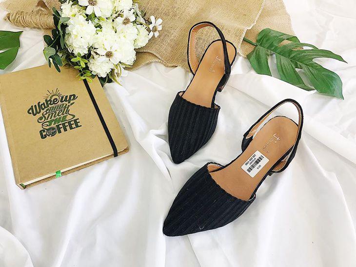 Layla Leah cũng là một địa chỉ mua giày cao gót tốt ở Quy Nhơn - Ảnh:ST