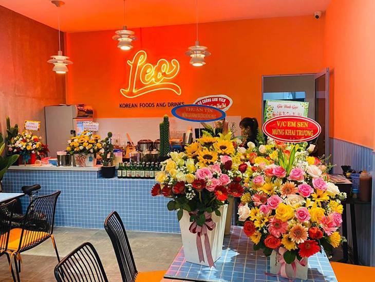 Leo Korean Quy Nhơn, một quán ăn Hàn Quốc mới mở nhưng rất được yêu thích ở Quy Nhơn - Ảnh:ST