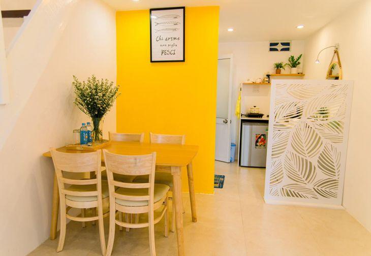Homestay giá rẻ và đẹp ở Quy Nhơn - ảnh:ST