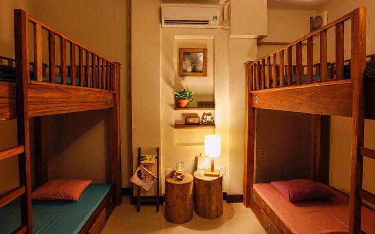Phòng tập thể cũng được thiết kế đẹp phù hợp - ảnh: Facebook