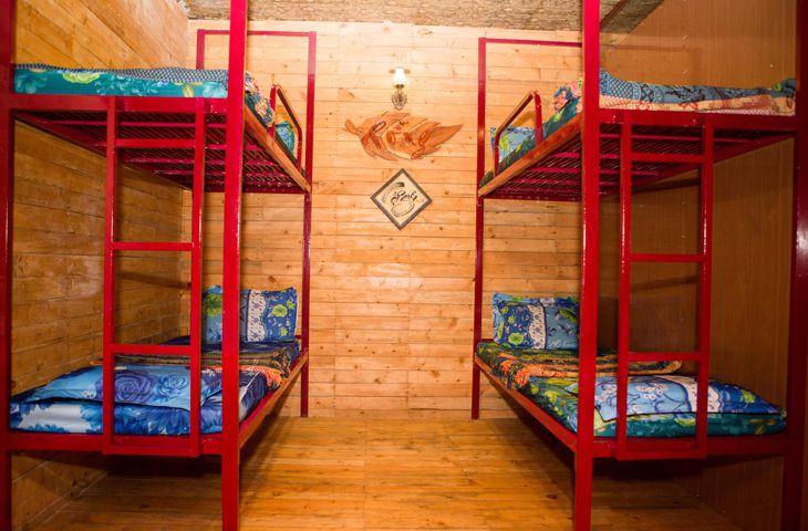 Phòng gia đình thiết kế theo dạng giường tầng - ảnh:ST