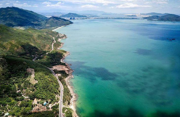 Bãi Xếp tọa lạc tại phường Ghềnh Ráng chỉ cách Quy Nhơn khoảng 17km - Ảnh:ST
