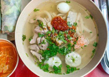 """Top #8 Quán Bánh Canh Ngon """"Nhất Nhì"""" Ở Quy Nhơn"""