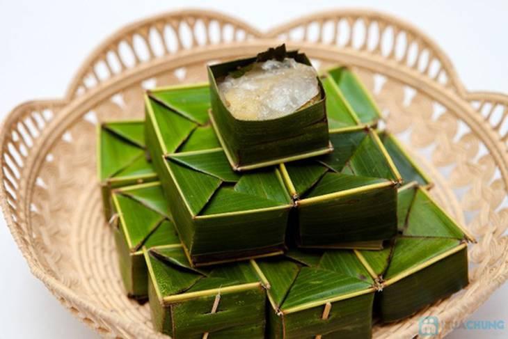 Bánh Phu Thê rất được du khách lựa chọn là món quà đặc sản Quy Nhơn