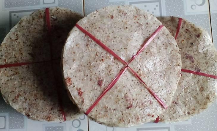 Bánh tráng nước dừa Bình Định