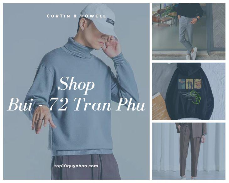 Cái tên mang nhiều ý nghĩa Shop Bụi, ở đây có rất nhiều mẫu mã đẹp, trẻ trung - top10quynhon.com