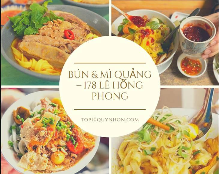 Quán nhỏ nằm trên đường Lê Hồng Phong nhưng lúc nào cũng đông khách