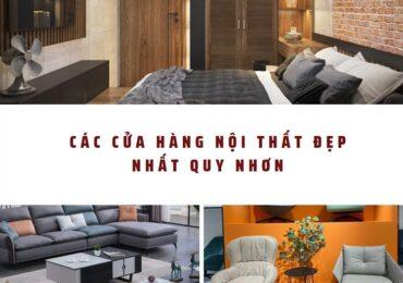 7️⃣ Cửa Hàng Nội Thất Quy Nhơn | Uy Tín, Mẫu Mã Đa Dạng
