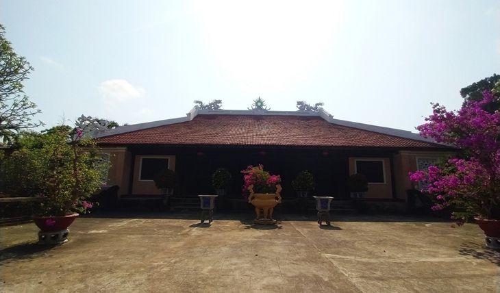 Chùa tọa lạc tại thôn Vạn Xuân, Nhơn Thành, An Nhơn - Ảnh:Sơn Ca-top10quynhon