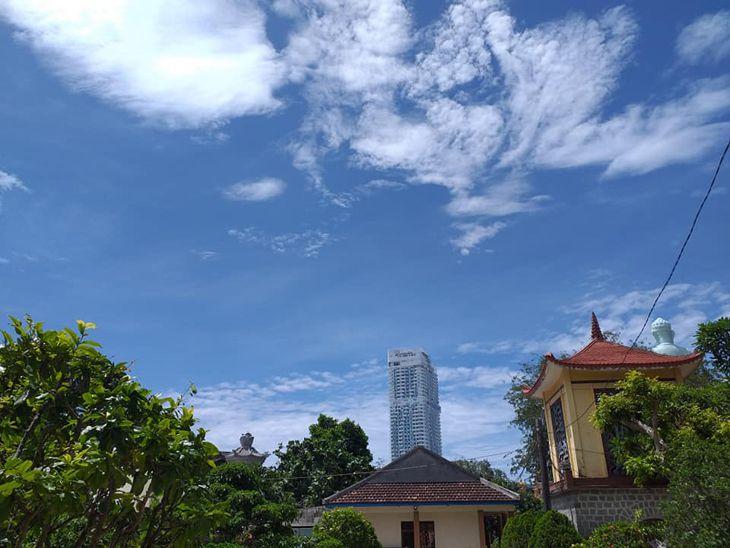 Ngôi chùa có niên đại rất lâu năm và linh thiêng