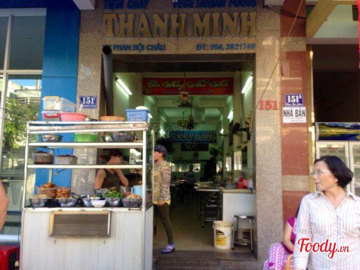 Quán chay Thanh Minh cũng là một lựa chọn tốt khi bạn muốn thưởng thức đồ chay ở Quy Nhơn - Ảnh:ST