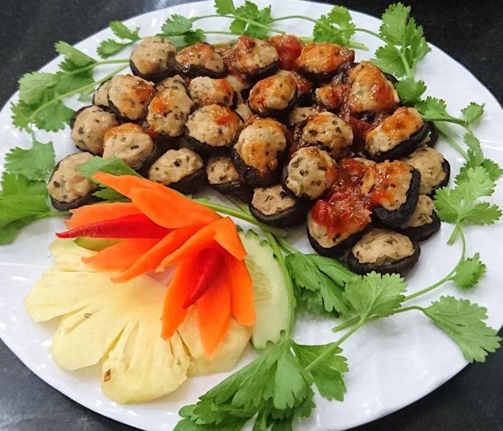 Quán chay Thanh Tâm Quy Nhơn, địa điểm ăn chay nỗi tiếng nhất Quy Nhơn -Ảnh:ST