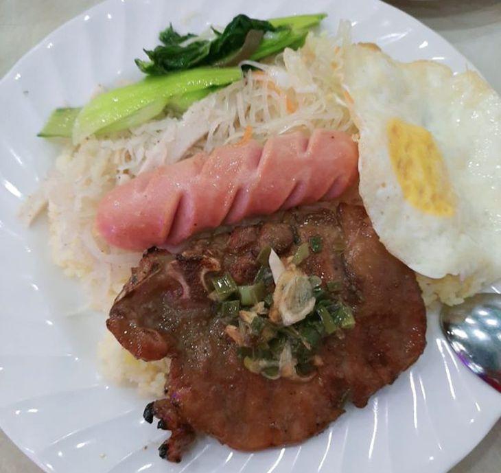 Cơm tấm Bảy Quán Quy Nhơn, địa điểm thưởng thức cơm tấm nức tiếng Quy Nhơn - Ảnh:ST