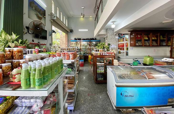 Đặc Sản Mận Khoa là cửa hàng có rất nhiều đặc sản ngon nhất Bình Định