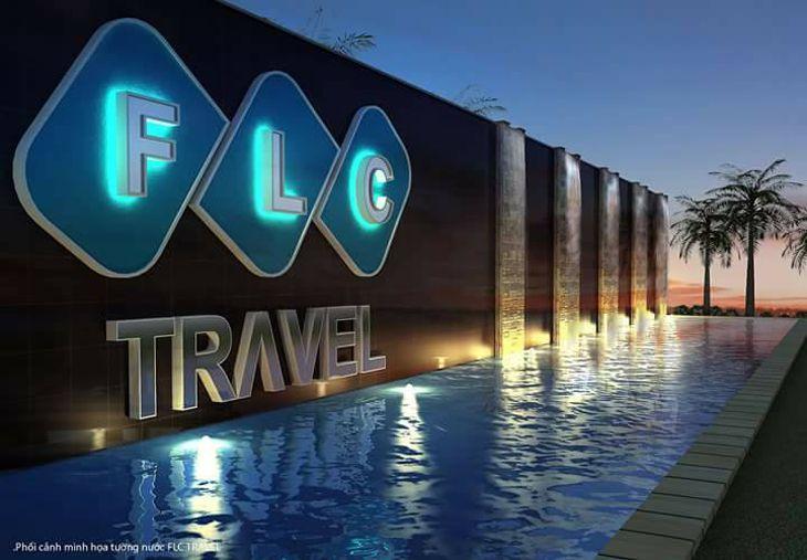 FLC Quy Nhơn trải dài ven biển Nhơn Lý và ôm trọn lấy Kì Co Eo Gió - Ảnh:FLC