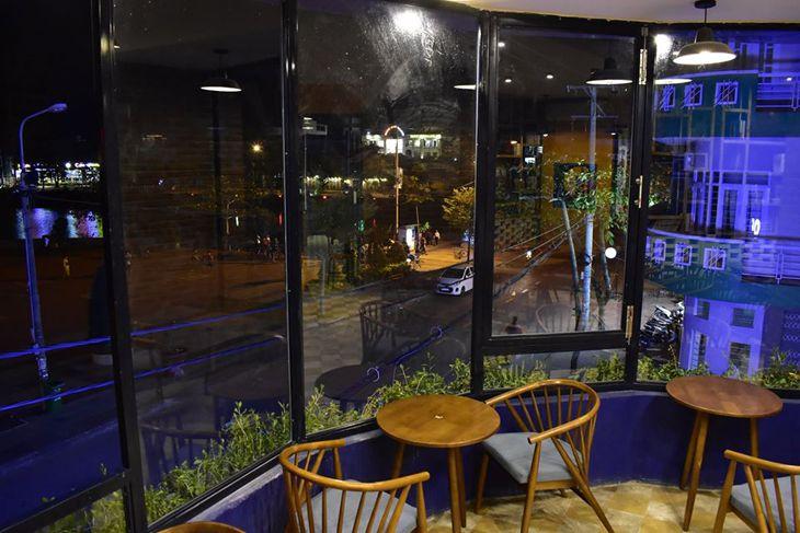 Quán cà phê G-Life hiện đã có 4 chi nhánh ở Quy Nhơn - Ảnh:ST
