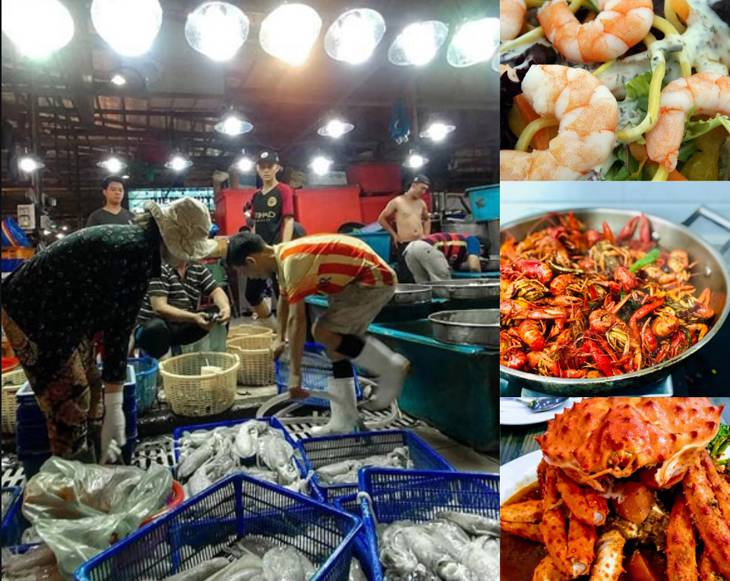 Hải sản rất tươi ngon và giá cực kỳ hạt dẻ luôn nhá - top10quynhon.com