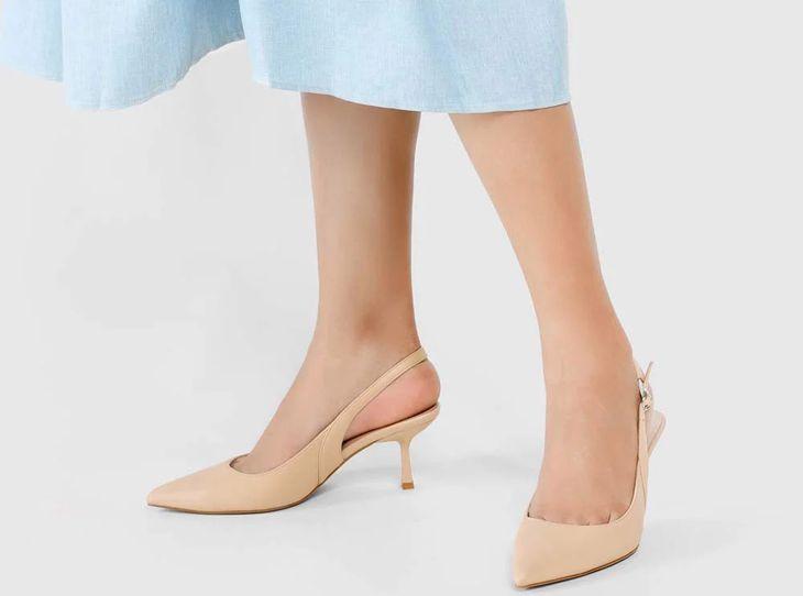 Shop có nhiều mẫu mã giày cao gót được đánh giá tốt nhất trên thị trường - ảnh:ST