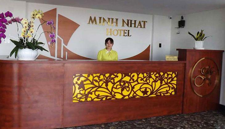 Khách sạn Minh Nhật Quy Nhơn, gần biển và giá rất hợp lý nhé - Ảnh:ST