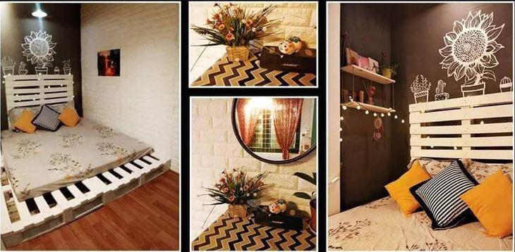 Mỗi căn phòng có những nét đặc trưng riêng - ảnh: Facebook