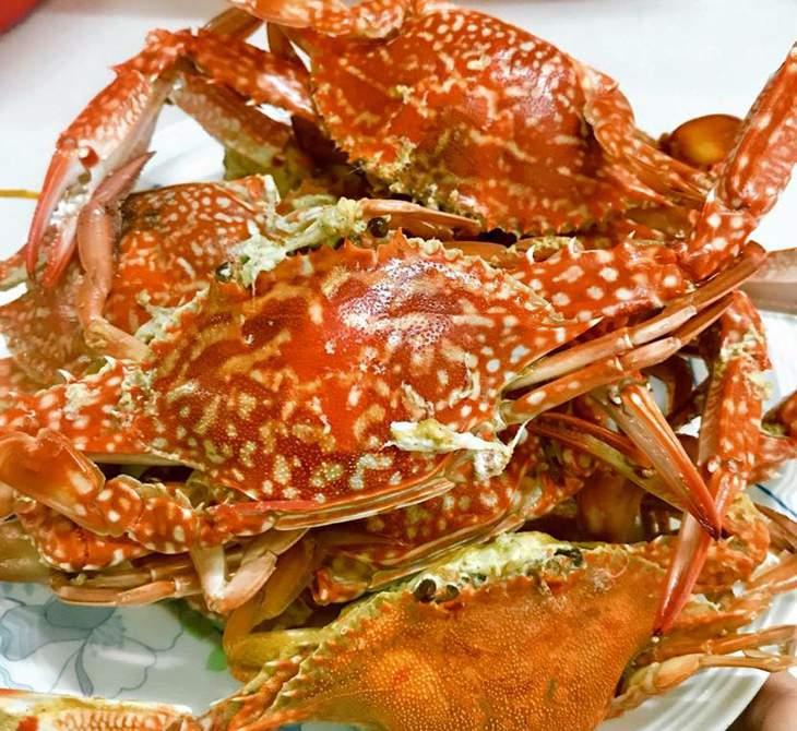 Quán hải sản Nghĩa Ghẹ, nơi các món ghẹ thơm ngon - ảnh:ST