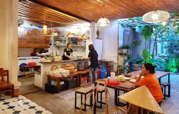 Nhà hàng hải sản Vị Cua địa điểm thưởng hải sản có số ở QUy Nhơn - ảnh:ST