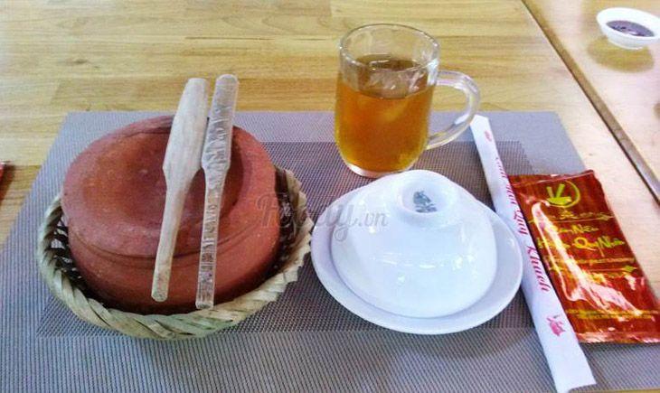 Nhà hàng cơm Niêu Mộc Viên Quy Nhơn, địa điểm hội họp tuyệt vời - Ảnh:ST