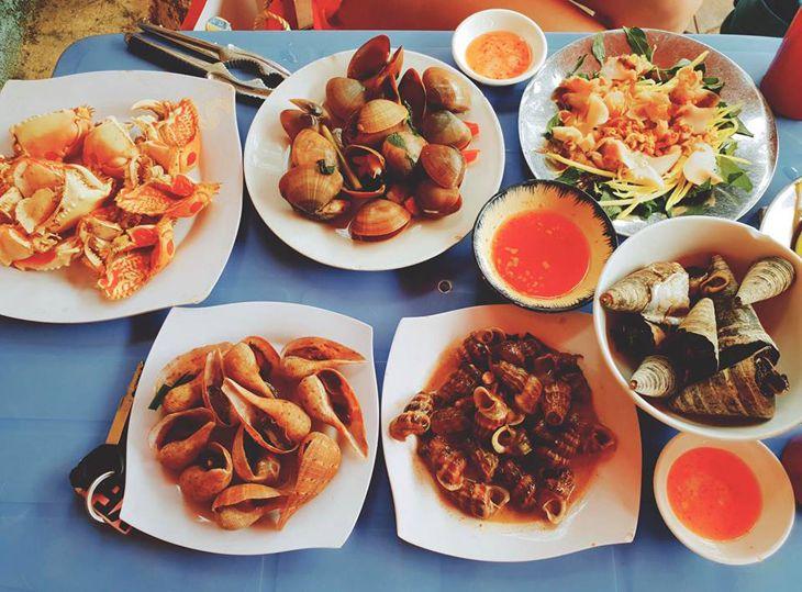 Quán ốc Thúy Kiều cũng là địa điểm thưởng thức các món ốc tươi ngon mà rất được nhiều thực khách lựa chọn