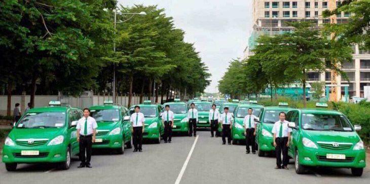 Mai Linh Taxi Quy Nhơn - Một hãng taxi lớn và uy tín tại Quy Nhơn và nhiều tỉnh thành trên cả nước - Ảnh:Mailinhtaxi