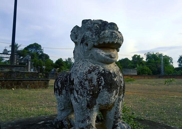 Những kiến trúc nét điêu khắc cổ xưa vẫn còn lưu lại
