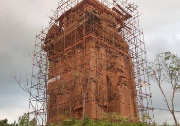 Tháp Thủ Thiện Bình Định – Kiến Trúc Chăm Pa Cổ Còn Sót Lại