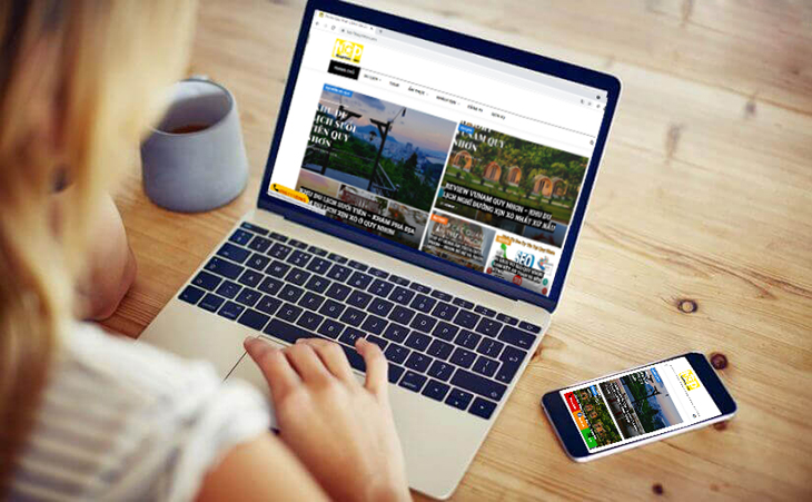 Thiết kế website uy tín ở Quy Nhơn - Nâng tầm thương hiệu của bạn