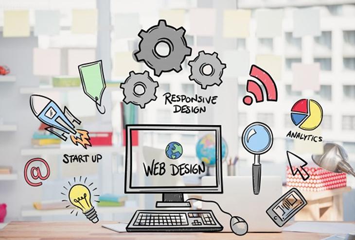 Thiết kế website giá rẻ nhất là từ 3.5 triệu nhé