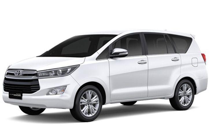 Thuê xe tự lái đa phần là xe 4,7,9 chỗ - ảnh:ST