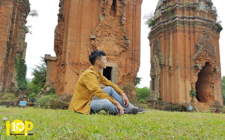 Kiến trúc cổ độc đáo còn lưu lại ở Tây Sơn Bình Định - Ảnh:top10quynhon