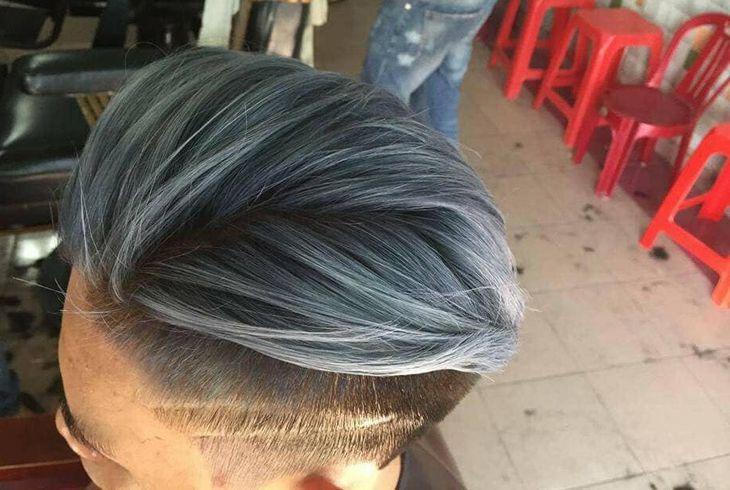 Các kiểu tóc phong cách đẹp ở Tóc Việt Quy Nhơn - Ảnh:ST